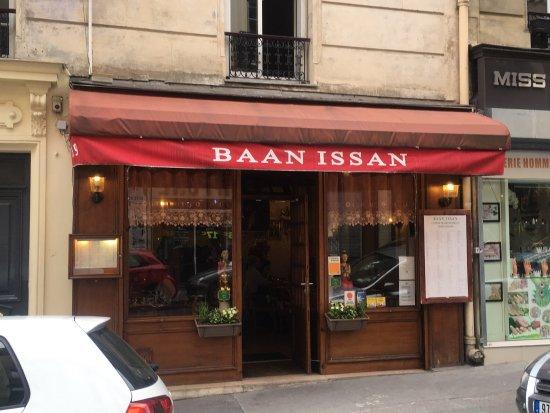 Restaurant Thai  Avenue De Gobelins Paris