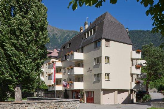 Schlosshotel Art Furrer Brig Switzerland