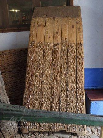 La de hoces de trigo que habrá trillado esta trilla