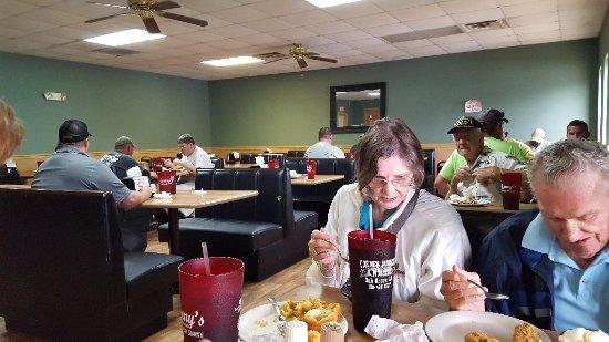 Bastrop, LA: Granny's Family Restaurant