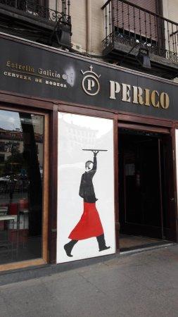 Foto de restaurante casa perico madrid todo esto en el comedor qu horror tripadvisor - Casa perico madrid ...