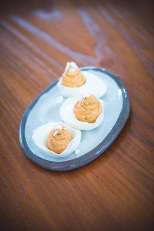 Marshall, VA: Deviled Eggs