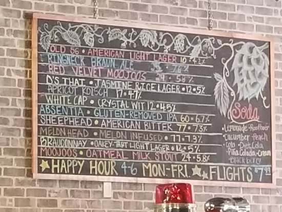 Marshall, MN: Brau Bros' Taproom