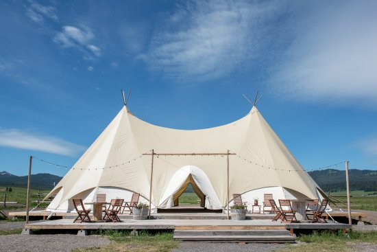 Under Canvas Yellowstone - UPDATED 2019 Prices, Reviews