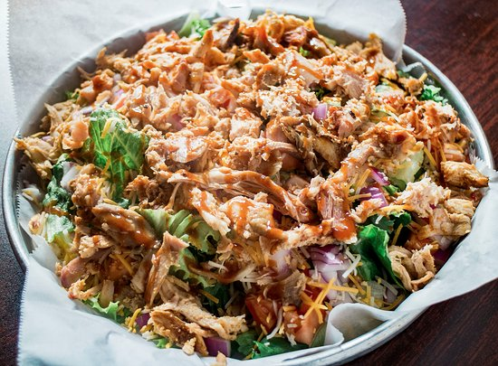 Ladson, SC: BBQ Salad