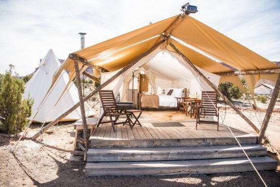 Under Canvas Moab - UPDATED 2018 Prices u0026 Lodge Reviews (Utah) - TripAdvisor & Under Canvas Moab - UPDATED 2018 Prices u0026 Lodge Reviews (Utah ...