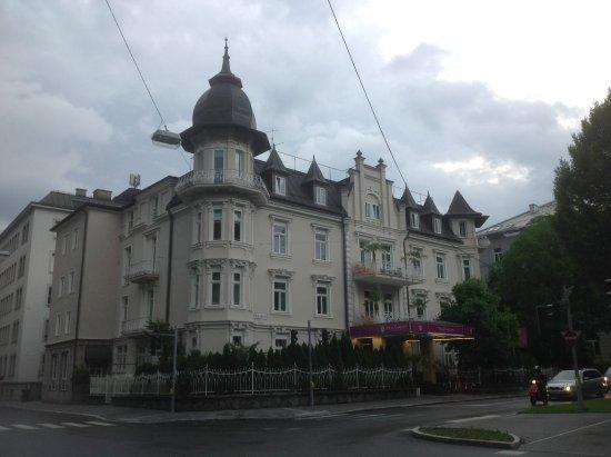 Hotel Villa Carlton: Hotel Viila Carlton, Salzburg, Austria
