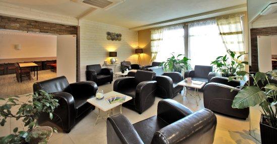 Hôtel de Bordeaux : salon