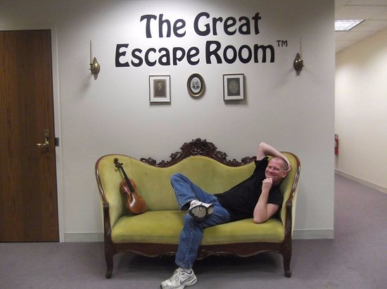 The Great Escape Room Buffalo