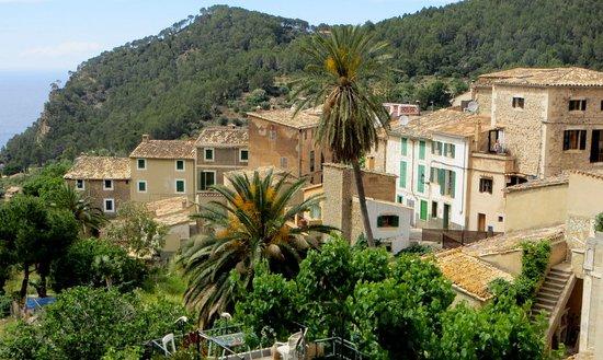 Estellencs, Spanien: Ortsansicht