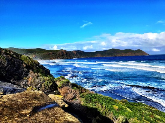 Geeveston, Australia: South Cape Bay Walk