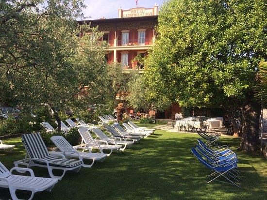 Hotel Am See Italien Verlassen