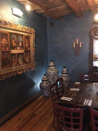 Mesilla, نيو مكسيكو: More decorations in La Posta de Mesilla.
