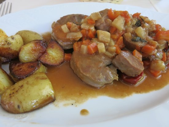 Tangstedt, Germany: Ossobuco