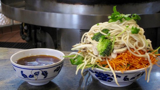 Stir Fresh Is A Mongolian Grill Concept Where Guests Build Their Own