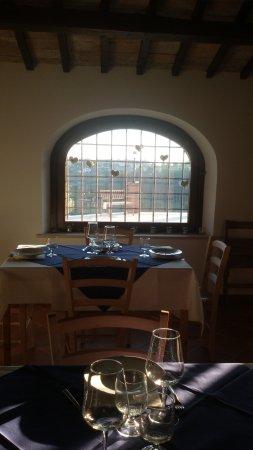 Montebuono, Itália: sala pranzo
