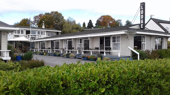 Accent on taupo motor lodge updated 2017 hotel reviews for 110 lake terrace taupo