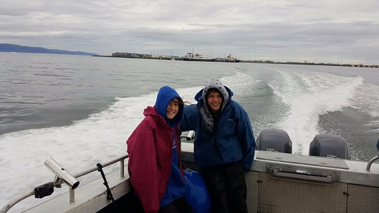 Kasilof, AK: Halibut fishing out of Homer