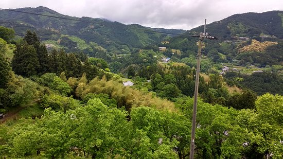 Izumi, Japón: Mountain Climb.