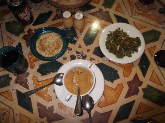 Sofra Restaurant & Cafe: Appetizers