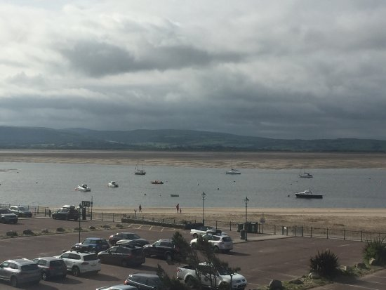 Aberdyfi (Aberdovey), UK: Amazing views and great contemporary room, enjoyed our stay