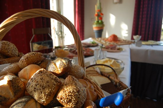 Ennigerloh, Германия: Frühstücksbüffet