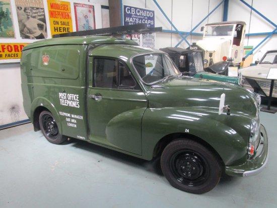 45ec28d9e87f09 Post Office Morris 1000 Van - Picture of East Anglia Transport ...