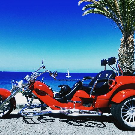 Playa Paraiso, Spain: Exclusive Service Trike
