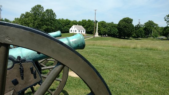 Sharpsburg, MD: Antietam Battlefield