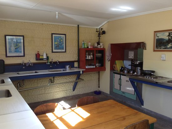Possum Lodge : Camp kitchen
