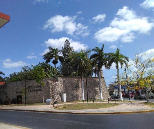 Campeche, Mexiko: Baluarte