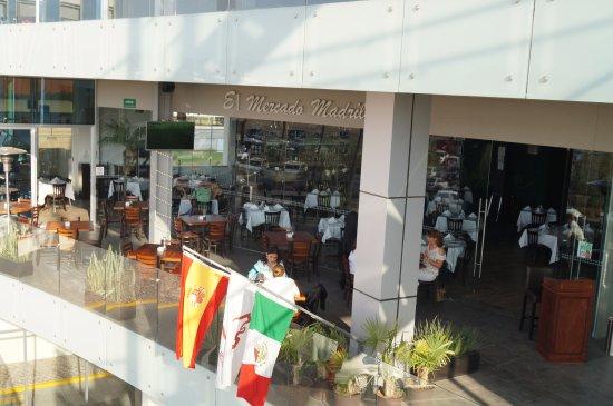 Terraza Para Fumar Picture Of Cantina La 500 Queretaro
