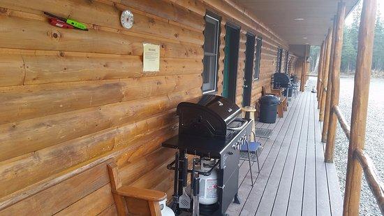 Backwoods Lodge Photo