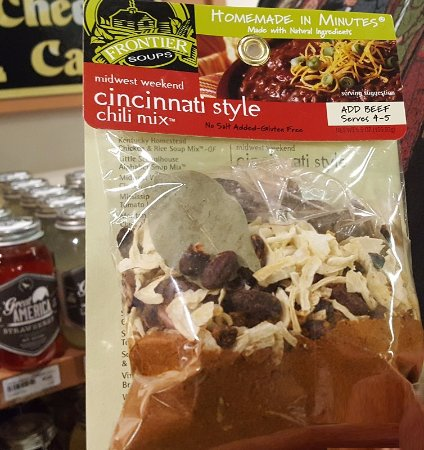 Kenosha, WI: We were surprised to find a taste of home all the way in Wisconsin