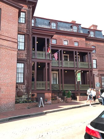 Historic Inns of Annapolis: photo1.jpg
