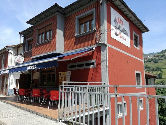 Aller Municipality, Spain: Bar Villanueva