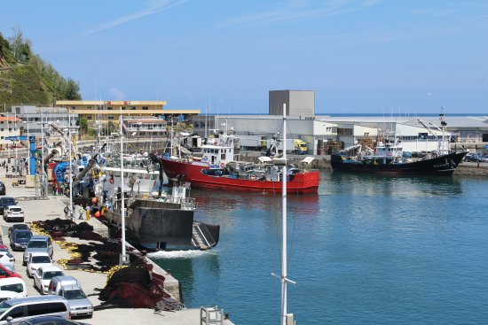 Getaria Fishing Port