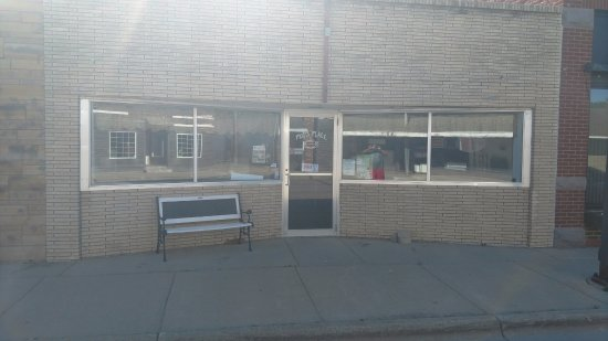 """Appleton, MN: Store Front """"Pegs Place"""""""