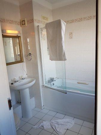 Kings Park Hotel: vista bagno