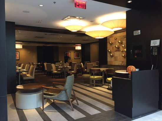 The Westin Princeton at Forrestal Village: Interior spaces of hotel