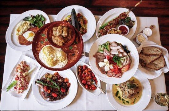 Sunnyside, NY: Moldovan Food Feast