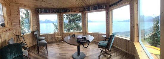 Alaska Saltwater Lodge Photo
