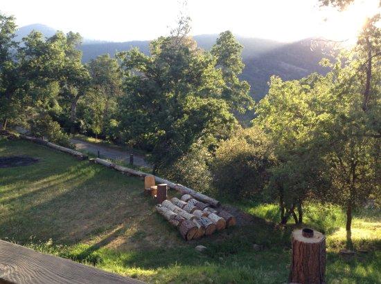 Oakhurst, Kalifornien: Deck view