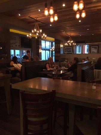cleaver cork restaurant interior decor - Cork Cafe Decor