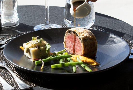 Best Beef Wellington In Review Of One80o Restaurant Lounge Bar New Zealand Tripadvisor