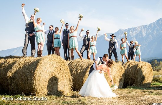 Pemberton, Kanada: Weddings at Dreamcatcher Meadows