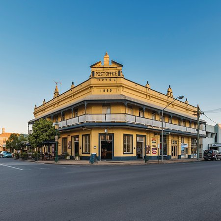 Fraser Island, Australia: Heritage filled streets of Maryborough.