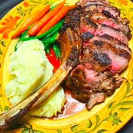 Brielle, NJ : Tomahawk Steak