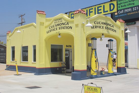 Rancho Cucamonga, CA: The Best Station in the Nation