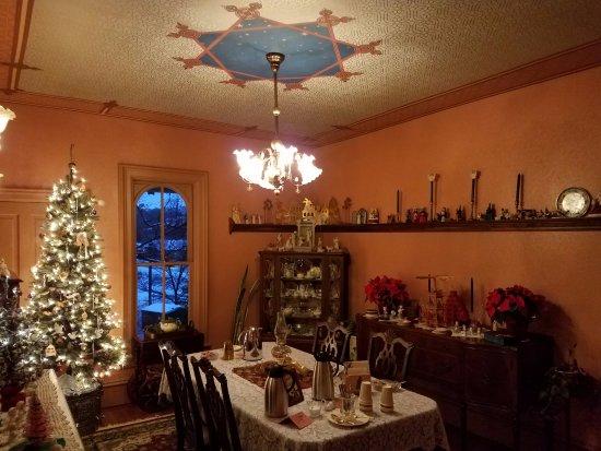 Lanesboro, MN: Dining room